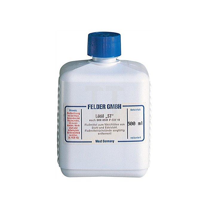 Lötöl ST f.Stahl/VA 500 ml