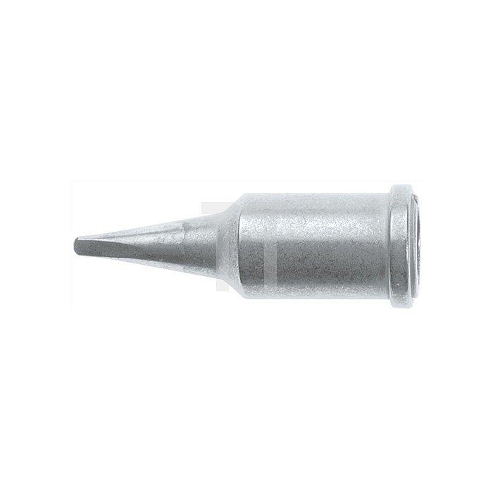 Lötspitze OG072KN f.Art.Nr.872530 meißelförmig 2,4mm ERSA Dauerlötspitze