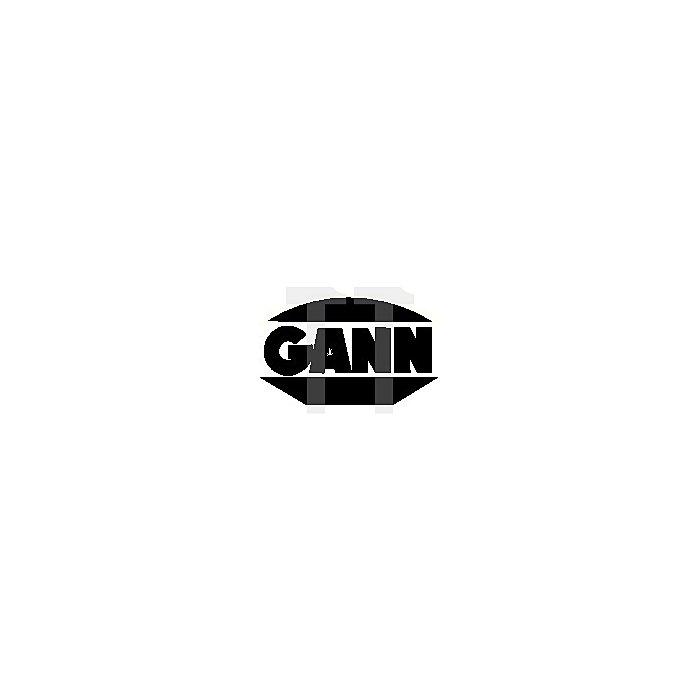 Luftfeuchtemesser u.Temp.-Messer H.175xB.42xT.16mm GANN CR2032/Batterie