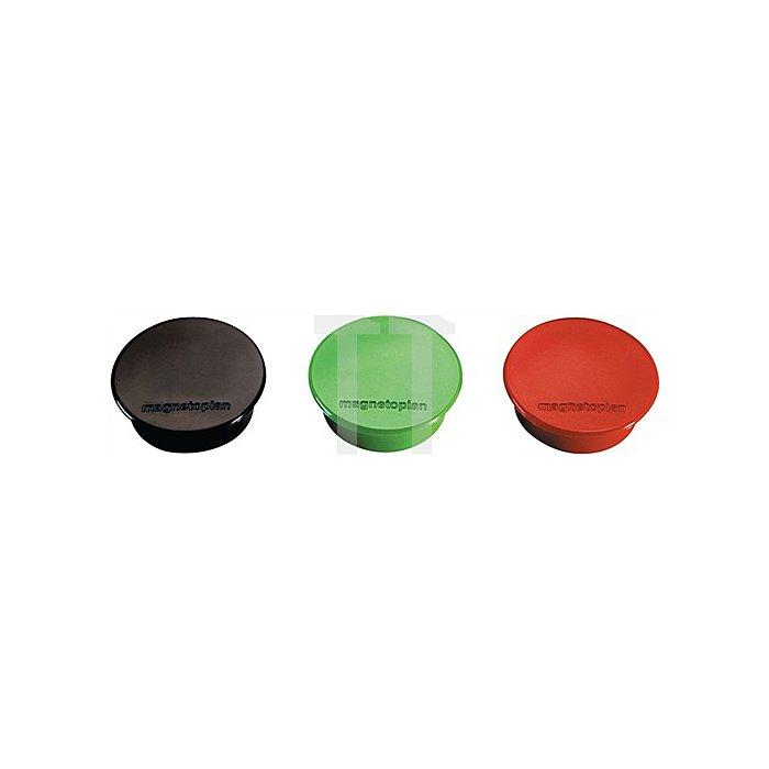 Magnet Premium weiss D.40xH.13mm Haftkraft 2,2kg