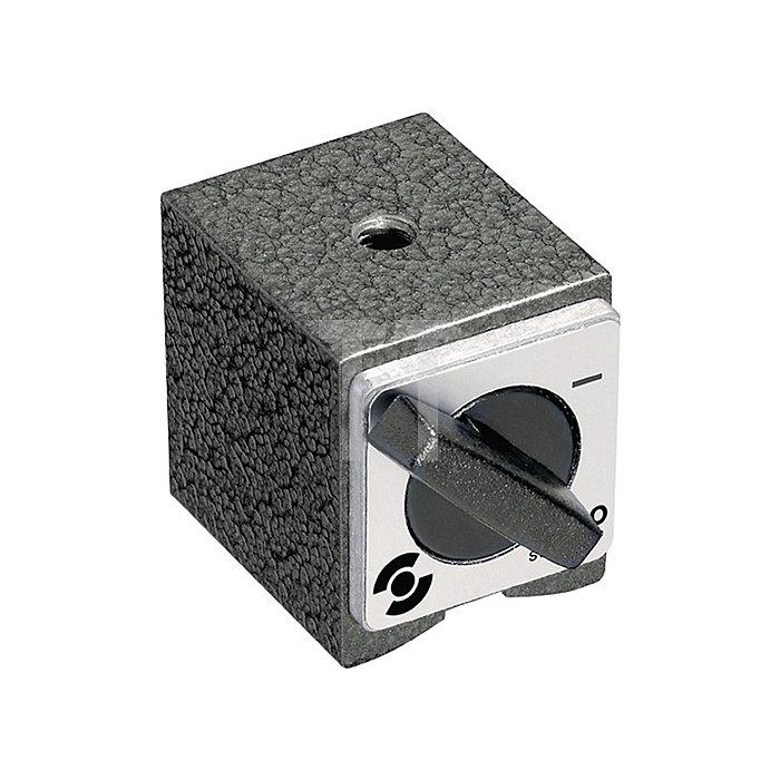 Magnetfuß L60xB50xH55mm FISSO f.M8 Haftkraft 750N