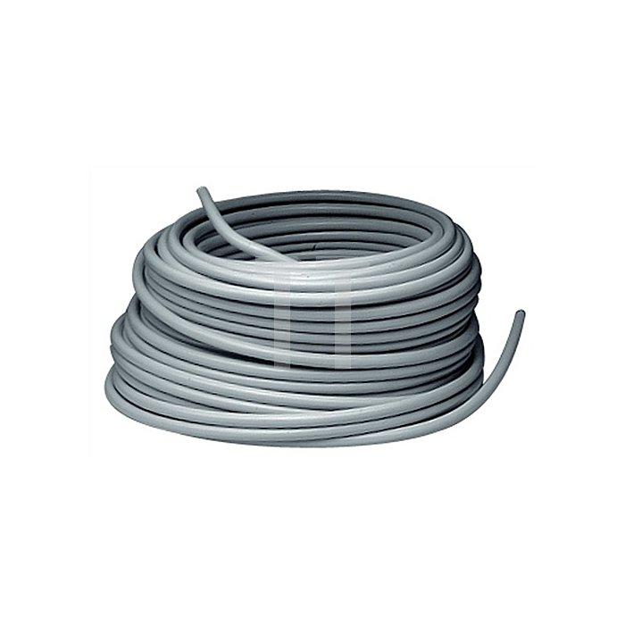 Mantelleitung NYM-J L.100m Ring 5x1,5 500V grau Feuchtraum