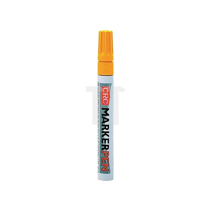 Markierstift permanent gelb CRC