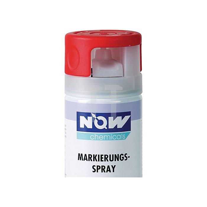 Markierungsspray 500ml rot wetterbeständig NOW