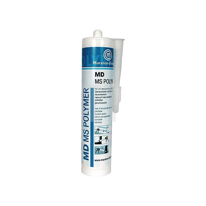 Marston Domsel MS-Polymer transparent 300g Kartusche -40 bis +100 grad