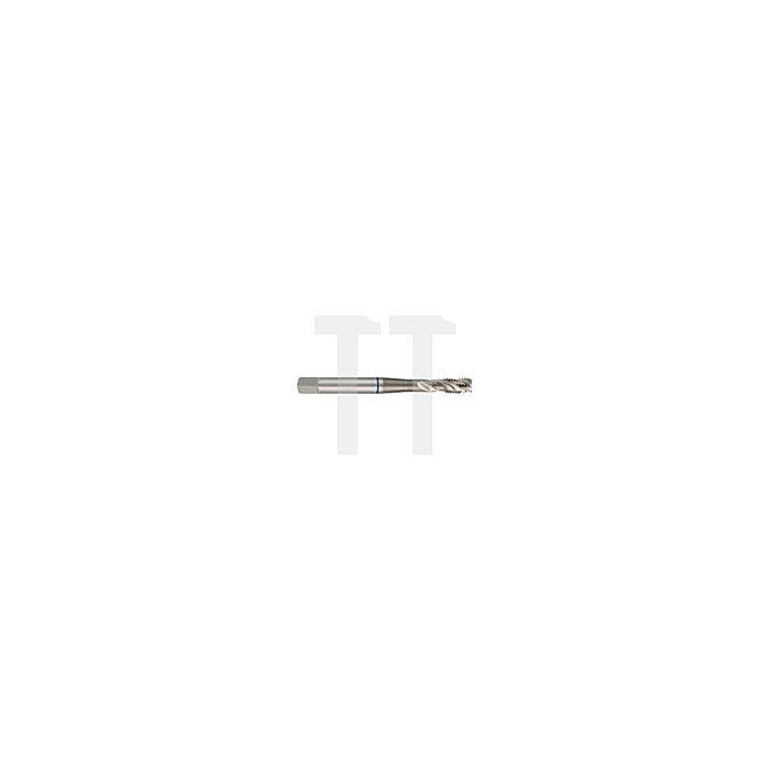 Maschinengewindebohrer M DIN 371 HSS M 4, Form C / 35° RSP
