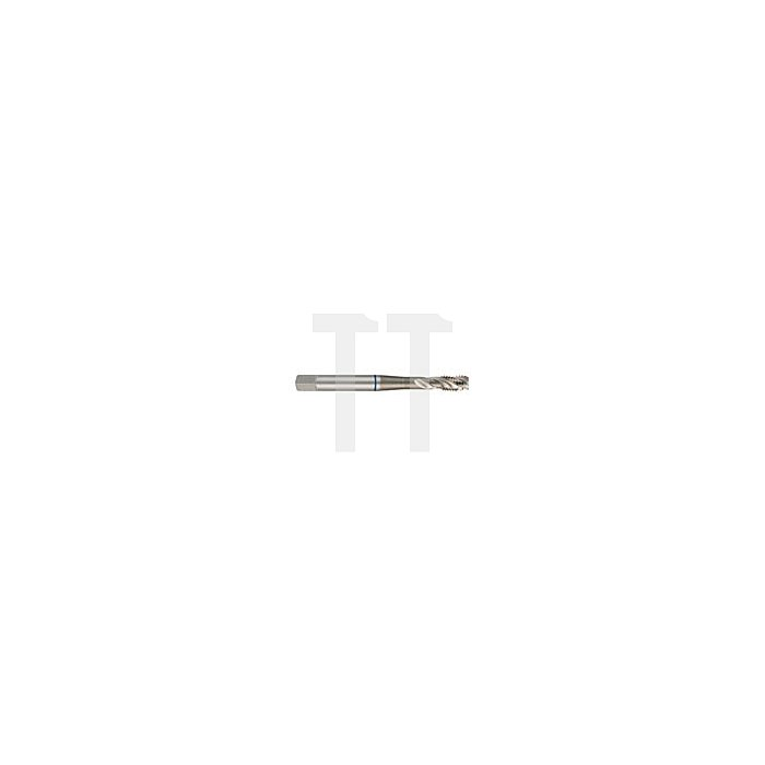 Maschinengewindebohrer M DIN 371 HSS M 6, Form C / 35° RSP