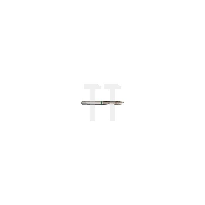 Maschinengewindebohrer UNF Nr. 10 DIN 371 HSS Co 5, Form B