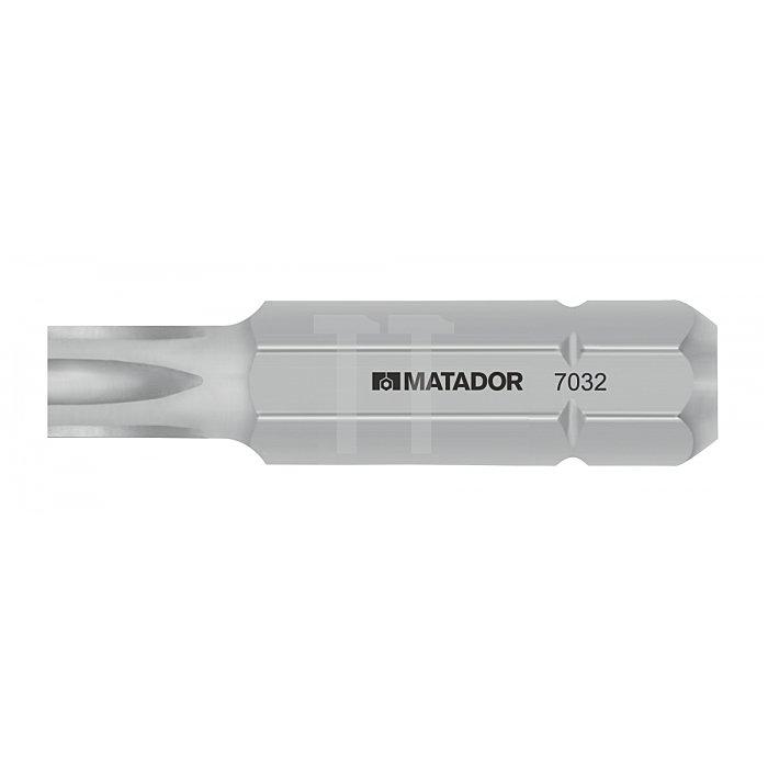 """Matador 6,3mm 1/4"""" Bits T30 7032 0300"""