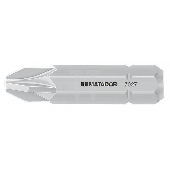 """Matador 8mm 5/16"""" Bits PZ1 7027 6001"""
