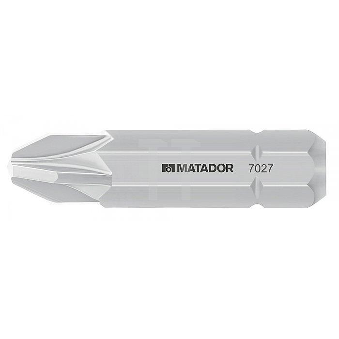 """Matador 8mm 5/16"""" Bits PZ4 7027 6004"""