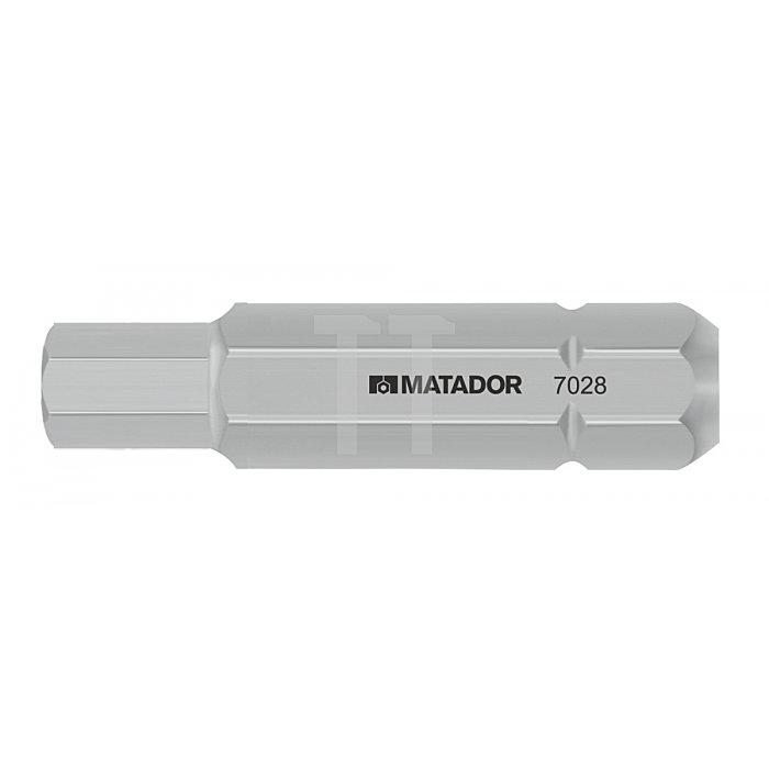 """Matador 8mm 5/16"""" Bits 7028 5mm 1050"""