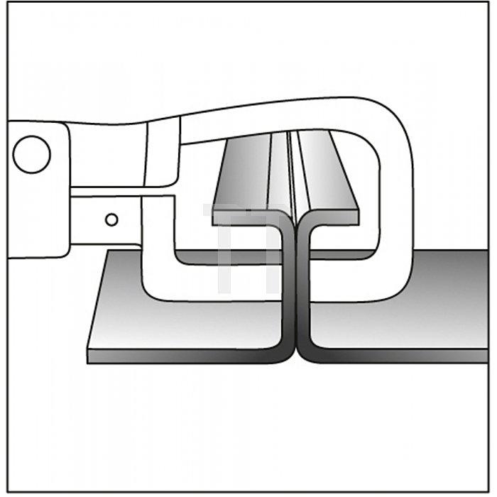Matador Axial-Gripzange Typ JJ 230mm 0587 0008