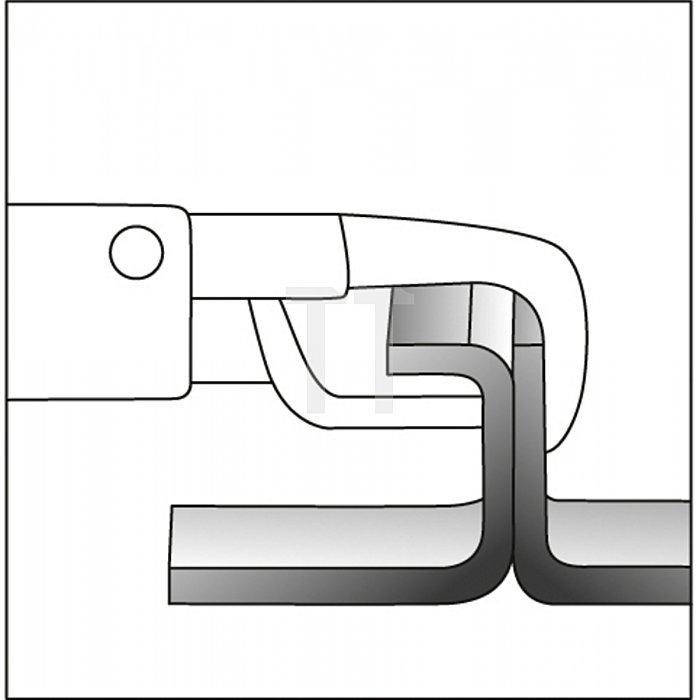 Matador Axial-Gripzange Typ LL 215mm 0587 0005
