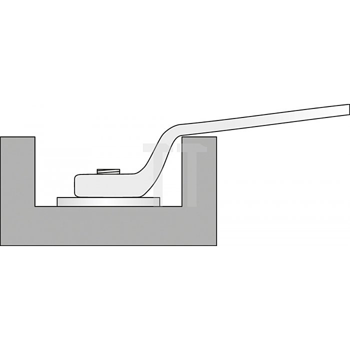 Matador Doppelringschlüssel 46x50mm DIN 838 0200 4650