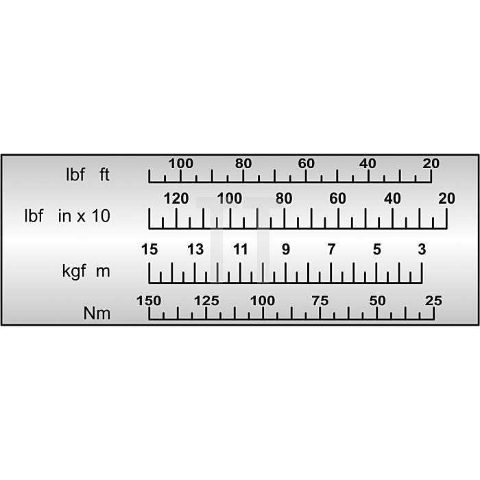 """Matador Drehmomentschlüssel MULTITOUCH 12,5mm 1/2"""" 50-250 Nm 6174 0040"""