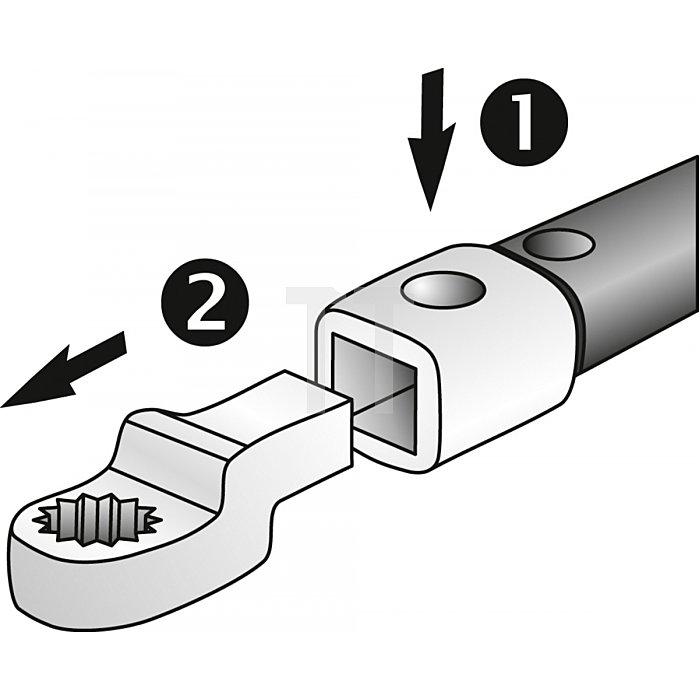Matador Einsteck-Ringschlüssel 9x12 - 21mm 6191 0210