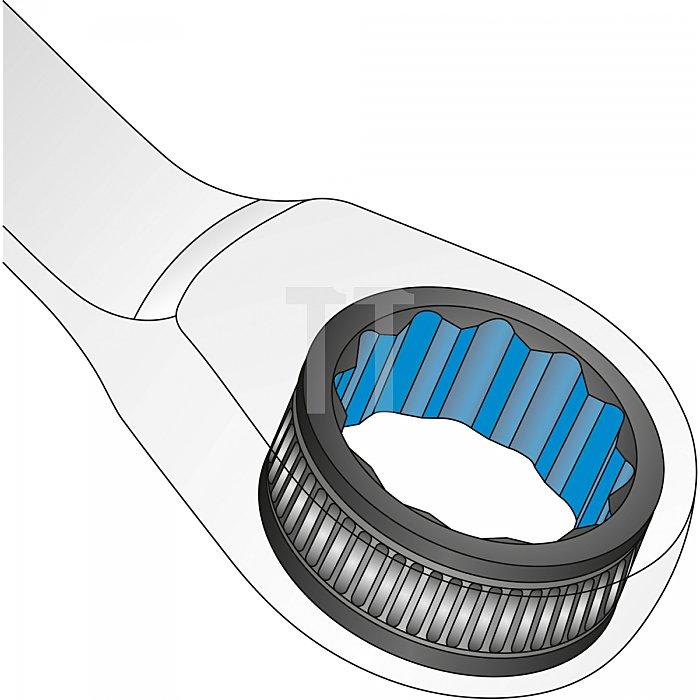 Matador Knarren-Ringmaulschlüssel gerade 12mm - 109 Nm 0183 0120