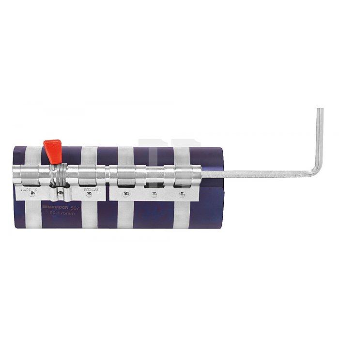 Matador Kolbenring-Spannbänder L50mm Ø40-75mm 0567 0001