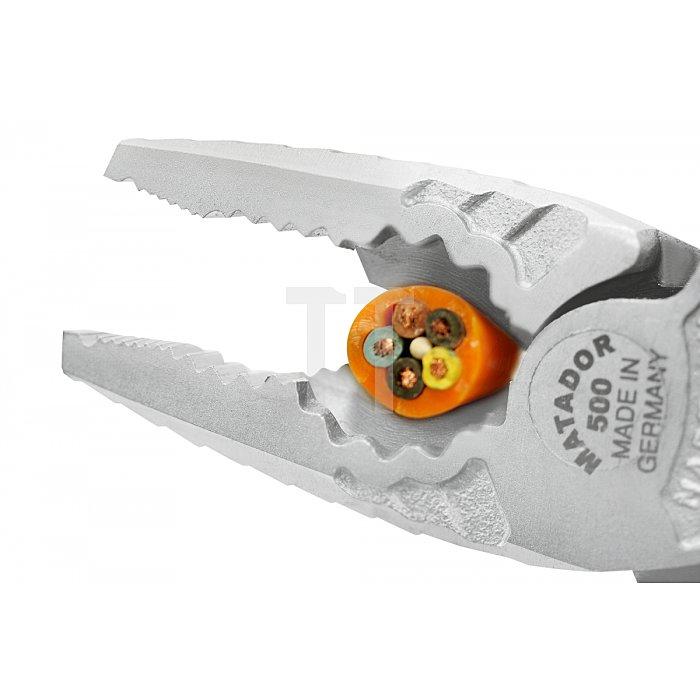 """Matador Kraft-Kombizange VDE 8"""" - 205mm 0500 1205"""