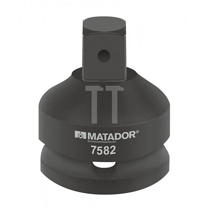 """Matador Kraft-Reduzierstück 20 3/4"""" - 12,5 1/2"""" 7582 0001"""
