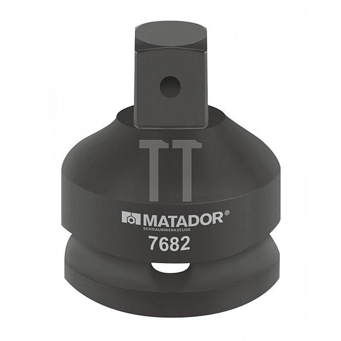 """Matador Kraft-Reduzierstück 25mm 1"""" - 20 3/4"""" 7682 0001"""