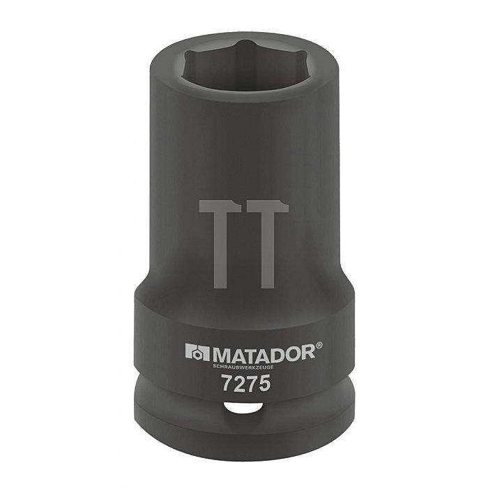 """Matador Kraft-Steckschlüsseleinsatz 6,3 1/4"""" 12mm 7275 0120"""