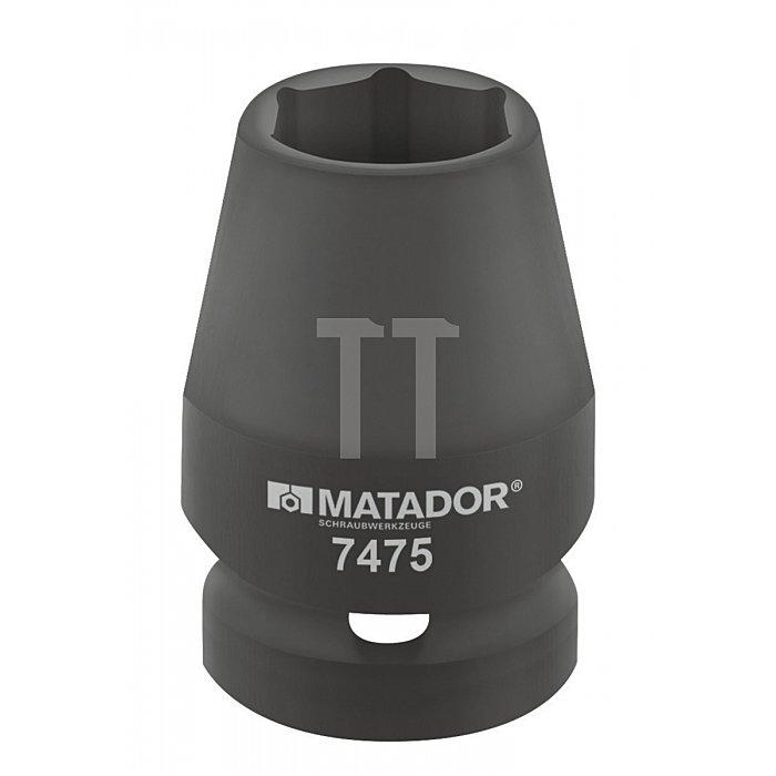 """Matador Kraft-Steckschlüsseleinsatz 12,5 1/2"""" 10mm 7475 0100"""