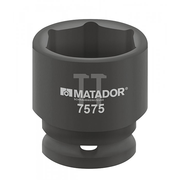 """Matador Kraft-Steckschlüsseleinsatz 20 3/4"""" 65mm 7575 0650"""