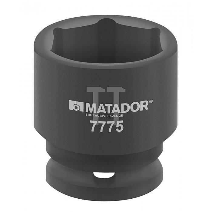 Matador Kraft-Steckschlüsseleinsatz 125mm 7775 1250