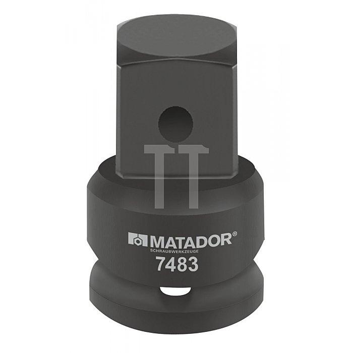 """Matador Kraft-Vergrößerungsstück 12,5 1/2"""" - 20 3/4"""" 7483 0001"""