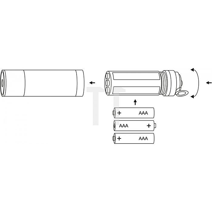 Matador LED-Stableuchte ML 2 100 LM 0886 0001