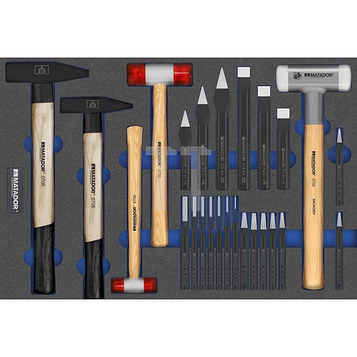 Matador MTS-R/V Hammer u. Meißel 3/3 579x390mm 8164 1705