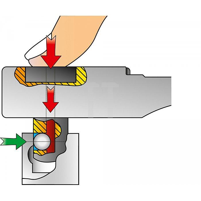 """Matador MTS-R/V Steckschlüssel 12,5 1/2"""" 1/3 390x193mm 8164 1403"""