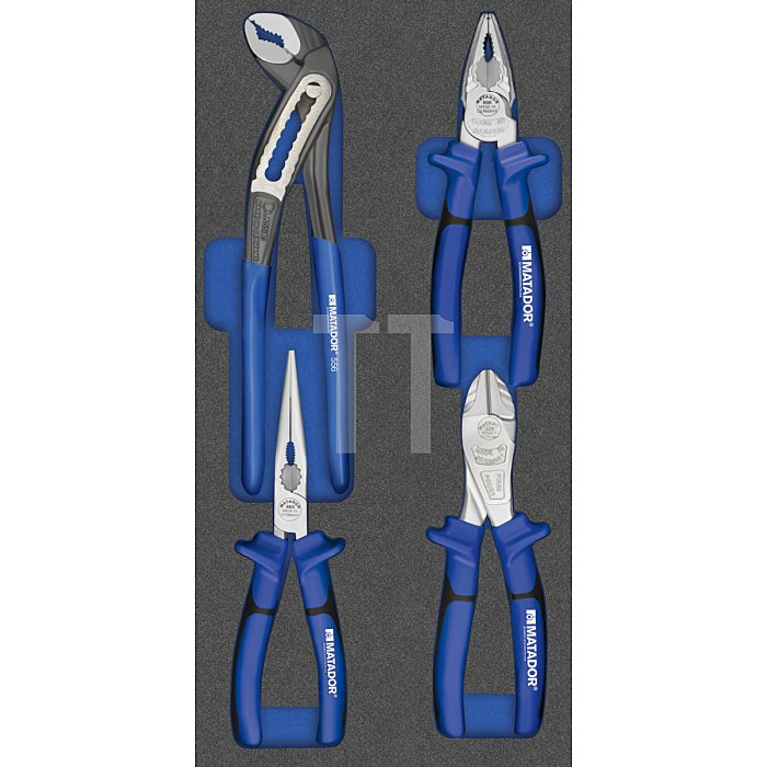 Matador MTS-R/V Zangen gerade 1/3 390x193mm 8164 1500