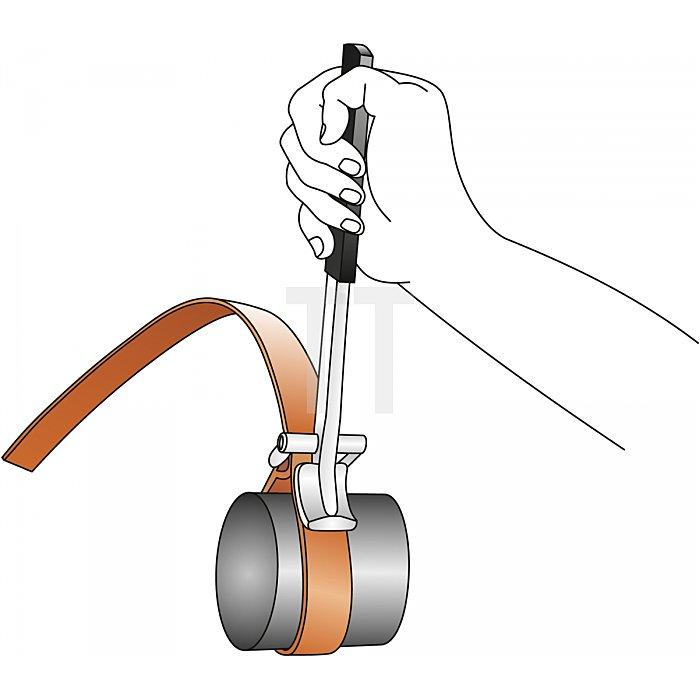 Matador Ölfilter-Bandschlüssel 240mm 0425 0001