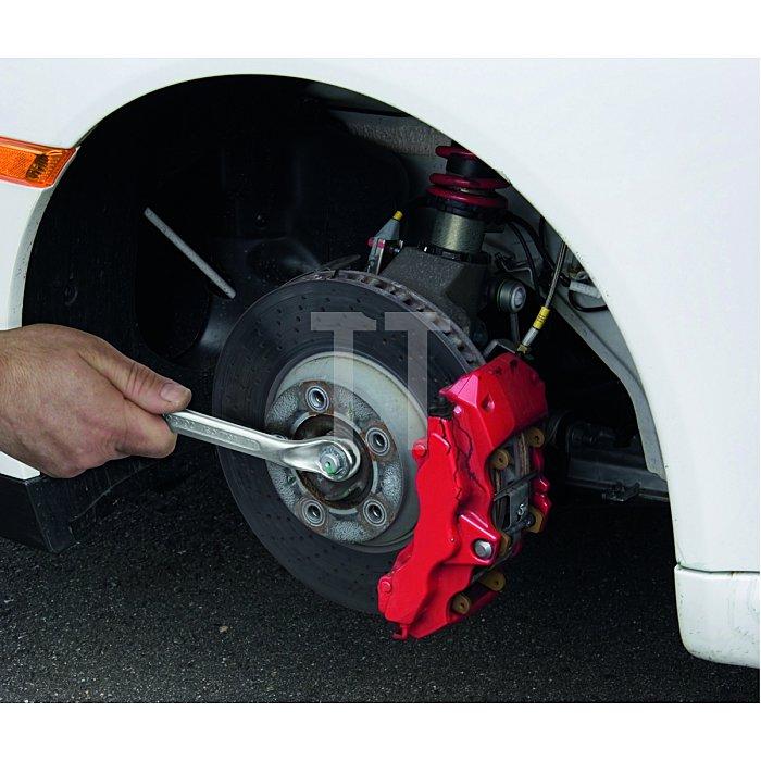 Matador Ringmaulschlüssel gekröpft 80mm DIN 3113 B 0190 0800