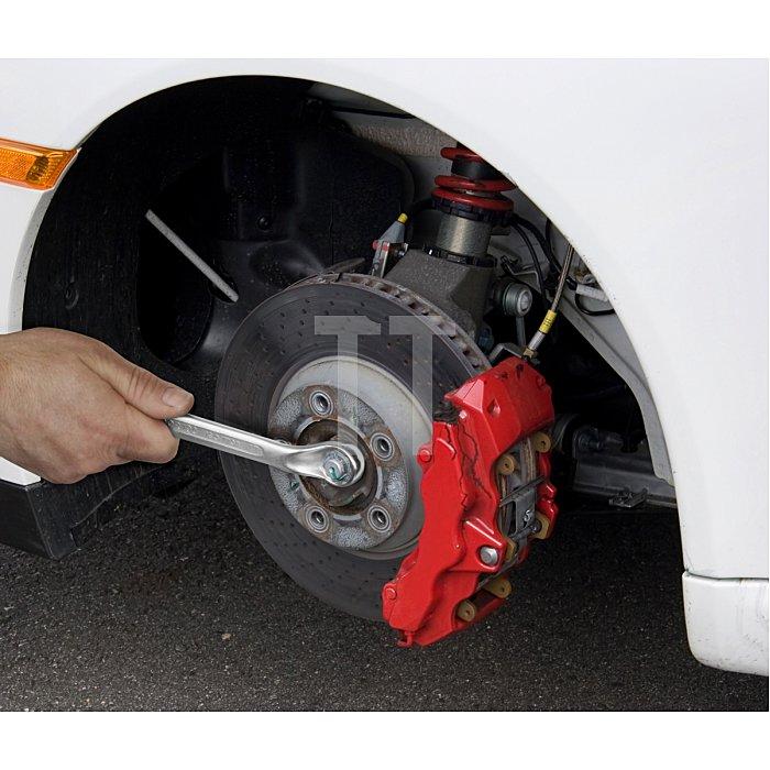Matador Ringmaulschlüssel gekröpft 1/4 AF DIN 3113 B 0190 8001