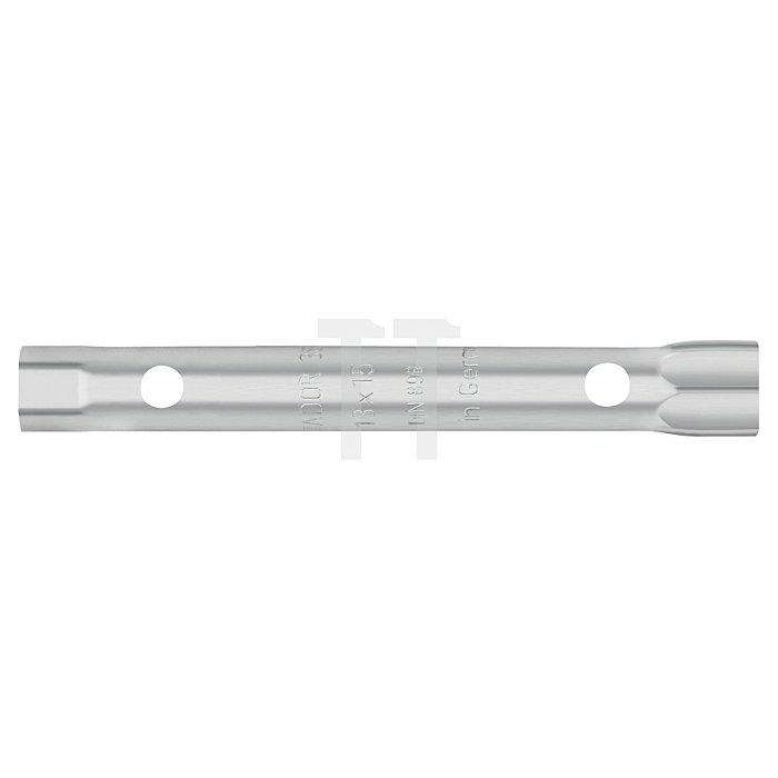 Matador Rohrsteckschlüssel 18x21mm DIN 896 0380 1821