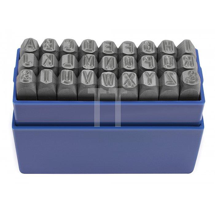 Matador Schlagbuchstaben PRO 5mm 0712 1150