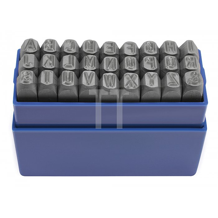 Matador Schlagbuchstaben PRO 6mm 0712 1160