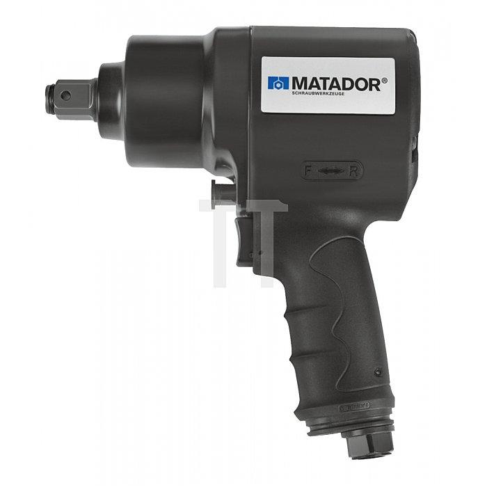 """Matador Schlagschrauber 12,5 1/2"""" 800 Nm 7000 0001"""