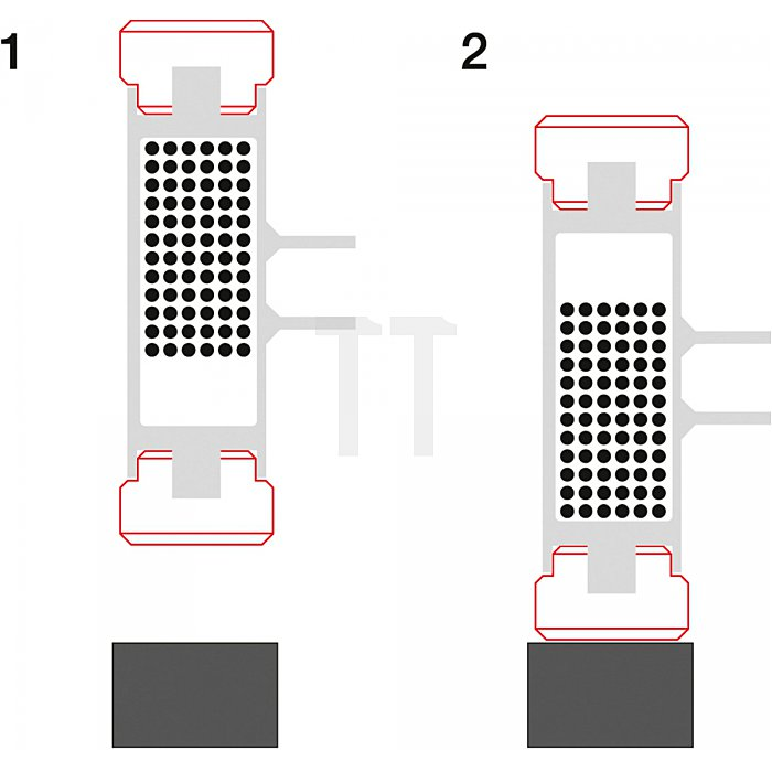 Matador Schonhammer rückschlagfrei 35mm L335mm 0702 0350