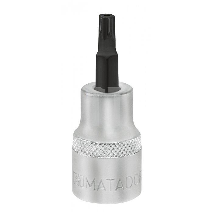 """Matador Schraubendreher-Einsatz Tamper-TORX® 12,5 1/2"""" TR55x62mm 4093 0550"""