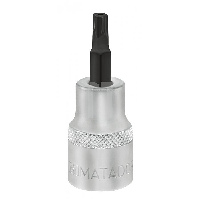 """Matador Schraubendreher-Einsatz Tamper-TORX® 12,5 1/2"""" TR60x62mm 4093 0600"""