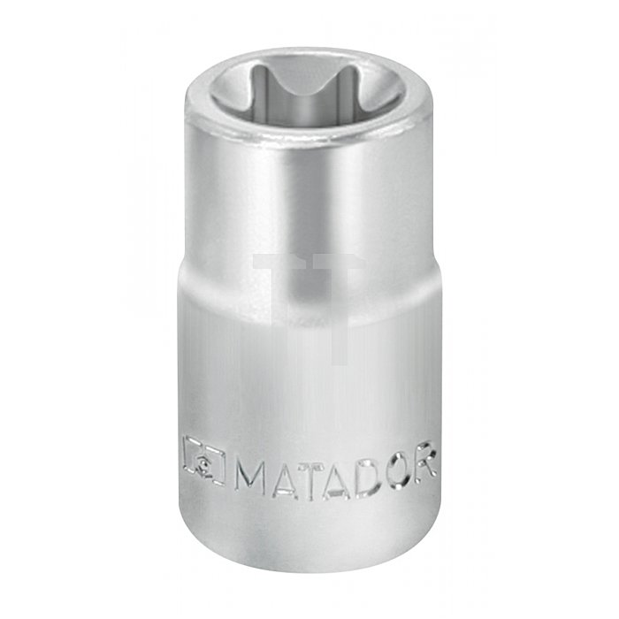 "Matador Steckschlüssel-Einsatz Außen-TORX® 6,3 1/4"" E4 2090 0040"