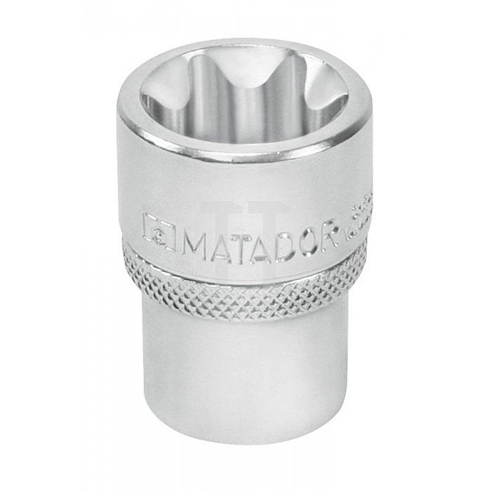 """Matador Steckschlüssel-Einsatz TORX® 10mm 3/8"""" E8 3090 0080"""