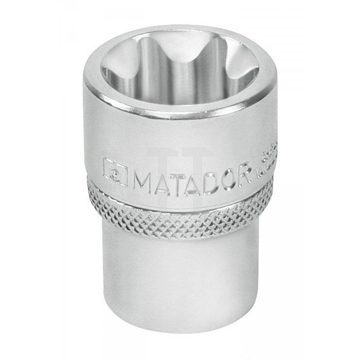 Matador Steckschlüssel-Einsatz 12,5 1/2 E12 4090 0120