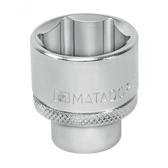 Matador Steckschlüssel-Einsatz 6-kt. 12,5 1/2 22mm 4075 0220