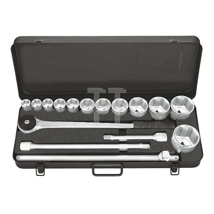 """Matador Steckschlüssel-Satz 6-kt. 20mm 3/4"""" MM 14-teilig 5142 9140 für 5060"""